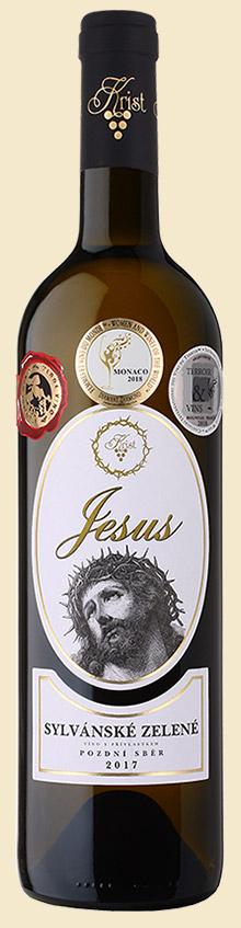 víno Krist